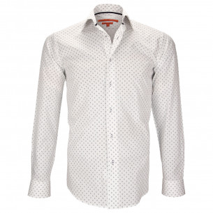 Chemise impriméeKILBURN Andrew Mac Allister FT2AM2