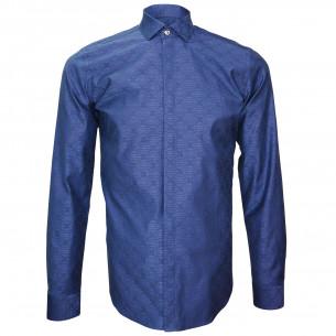 chemise tissu jacquardWEMBLEY Andrew Mc Allister J3AM1