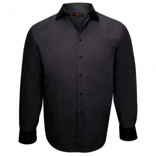 Chemise col noirBUSINESS Doublissimo GT-J3DB1