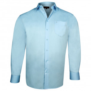 Chemise popeline TRADITIONNELLE Doublissimo GT-Y1DB9