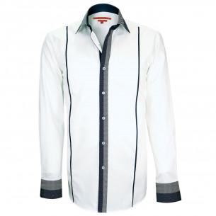 camisa dos tejidos