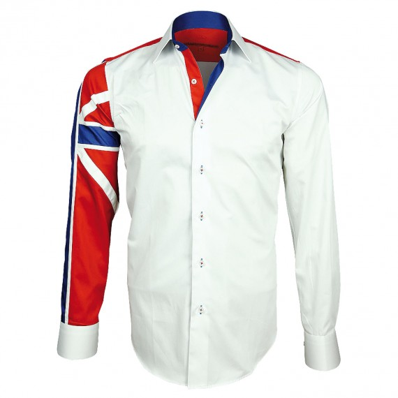 Chemise fashion BRITANICA Andrew Mc Allister A2AM1