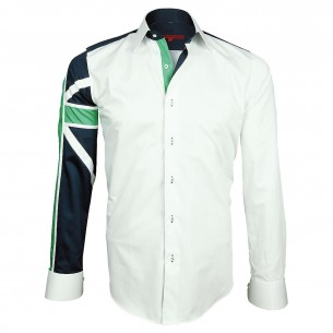 Chemise fashion BRITANICA Andrew Mc Allister A2AM3