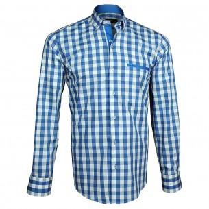 Chemise à coudières DONATELLO Emporio balzani A3EB5