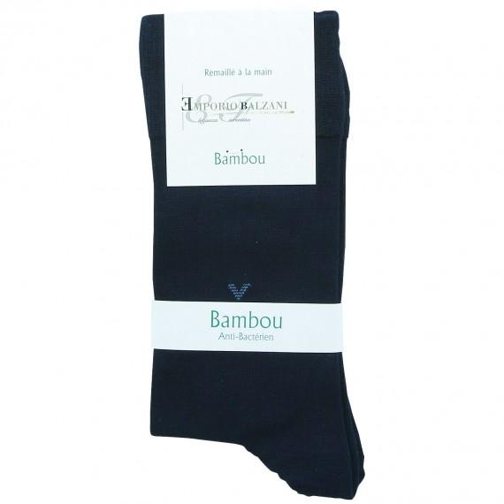 Chaussettes BAMBOU Emporio balzani ECO-BIO-NAV