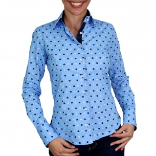 Chemise stretch CHARMS Andrew Mc Allister NF2AM3