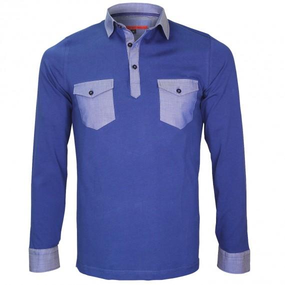 Polo à poches WELLINGTON Andrew Mc Allister NPOCKET2