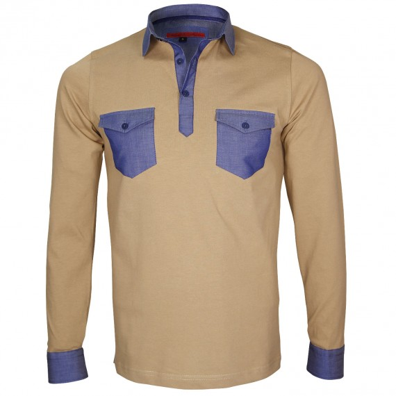 Polo à poches WELLINGTON Andrew Mc Allister NPOCKET4