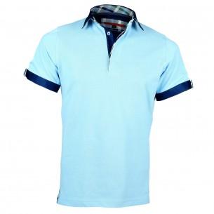 Polo coton  col chemise SYLVER Andrew Mc Allister Y-POLO8