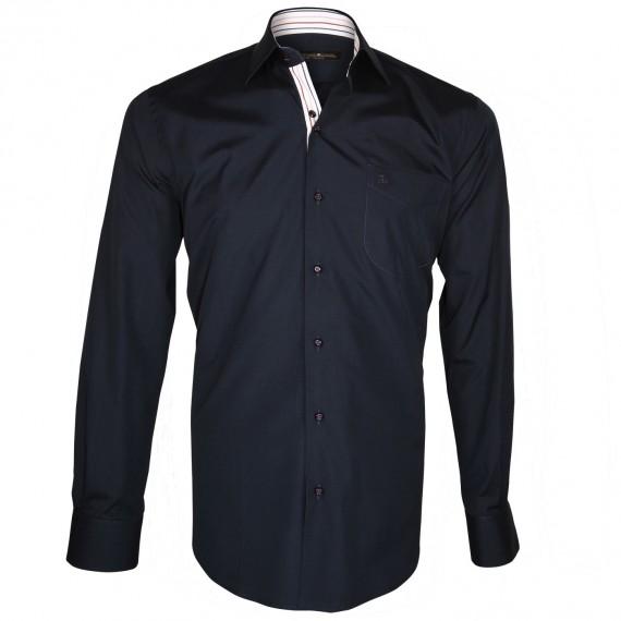 Camisa cuello italiano PASOLINI Emporio balzani A5EB1