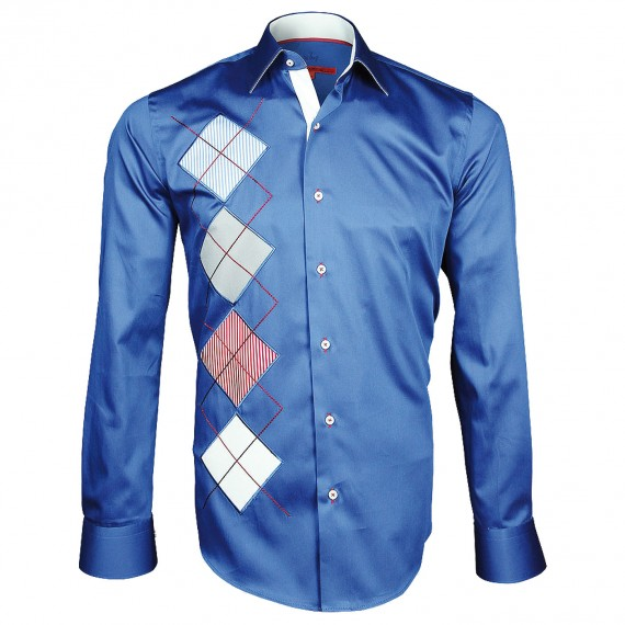 CamisA tendencia GRAFFIC Andrew Mc Allister A1AM1