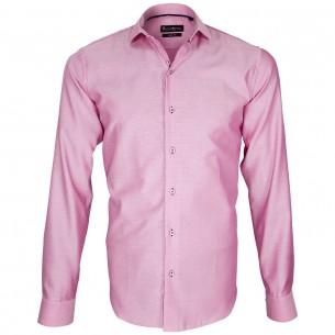 Camisa popelina tejida PORFIRIO Emporio balzani Q2EB1