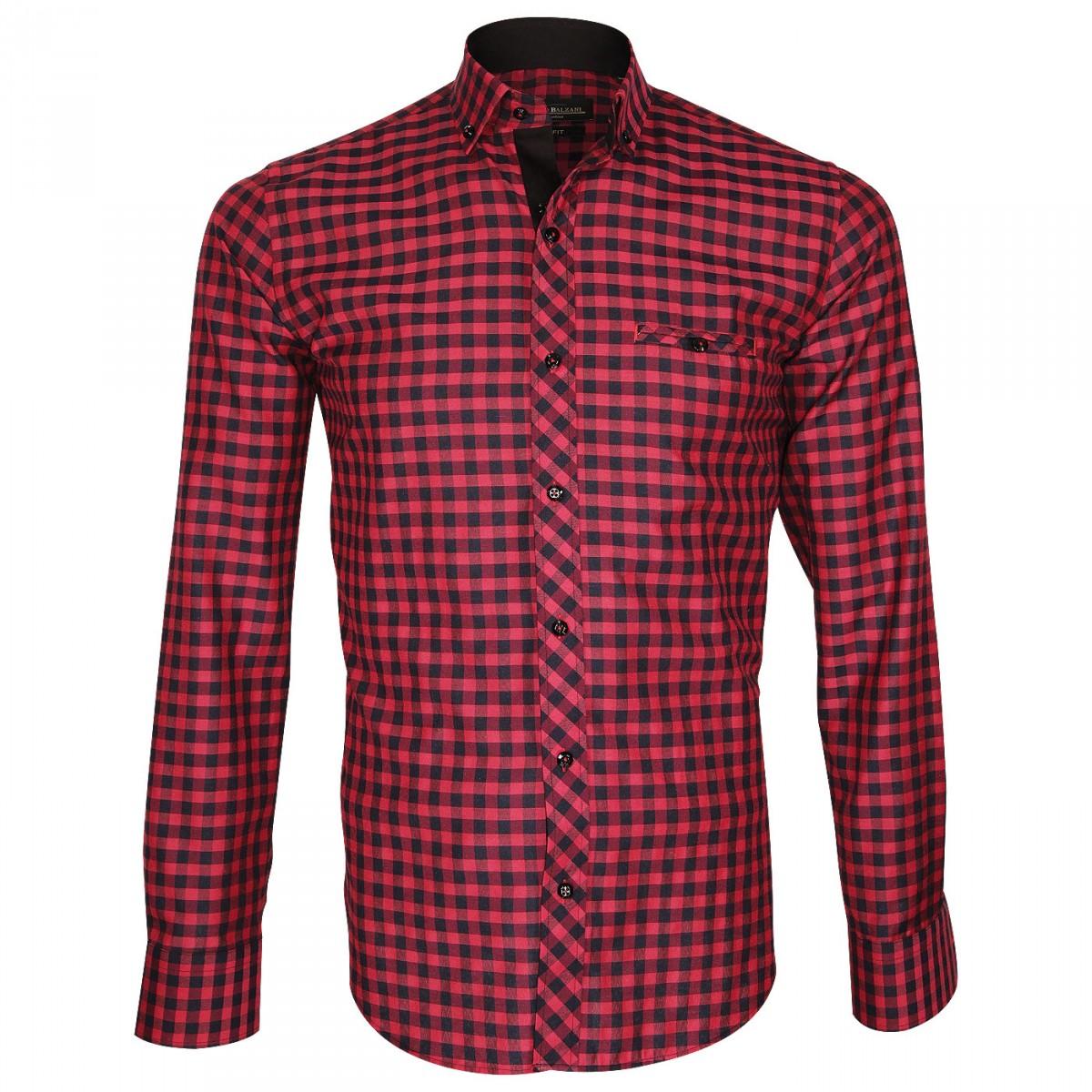 camisas de leñador para hombre