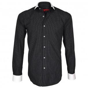 Camisa cuello italiano COOPER Andrew Mc Allister Q3AM1