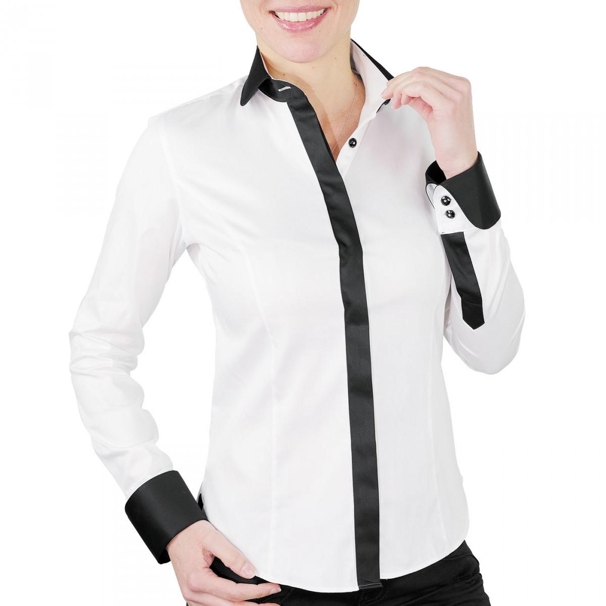 Camisa De Vestir De Mujer
