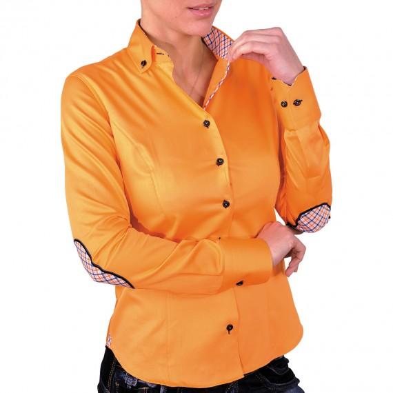Chemise à coudière