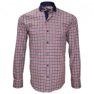 Camisa con coderas