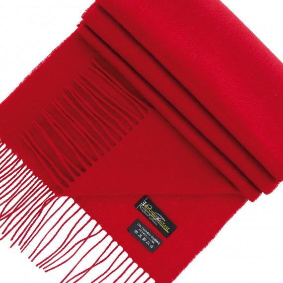 EcharpeLAINE & CACHEMIRE Emporio balzani CASH20-RED