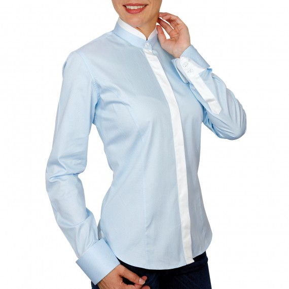Chemise col maoBECKY Andrew Mac Allister PF13AM2