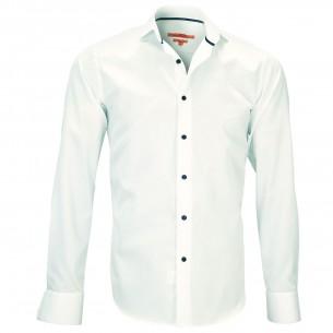 camisa cuello Italiano