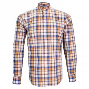 Chemise col maoWINCH Andrew Mac Allister ZB24AM2