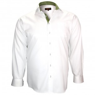 Chemise popelineROME Doublissimo GT-ZB16DB2
