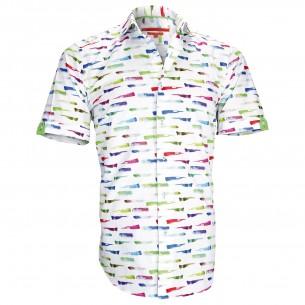 Camisa fantasía