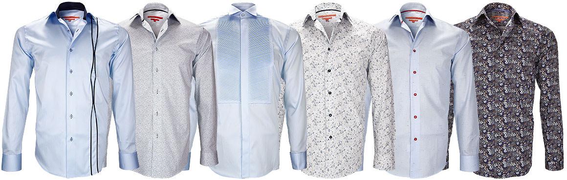 camisas de moda para hombre