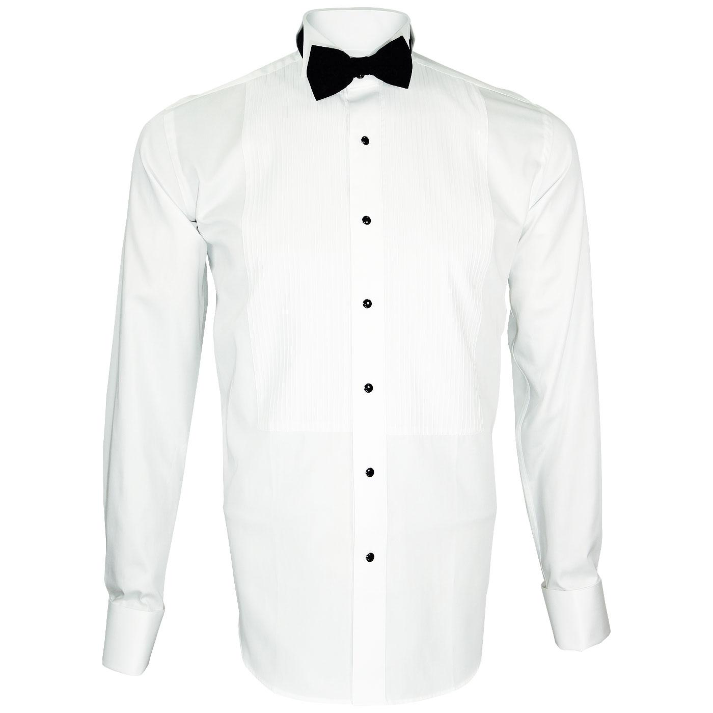 camisa cuello pajarita la camisa de vestir para esmoquin. Black Bedroom Furniture Sets. Home Design Ideas