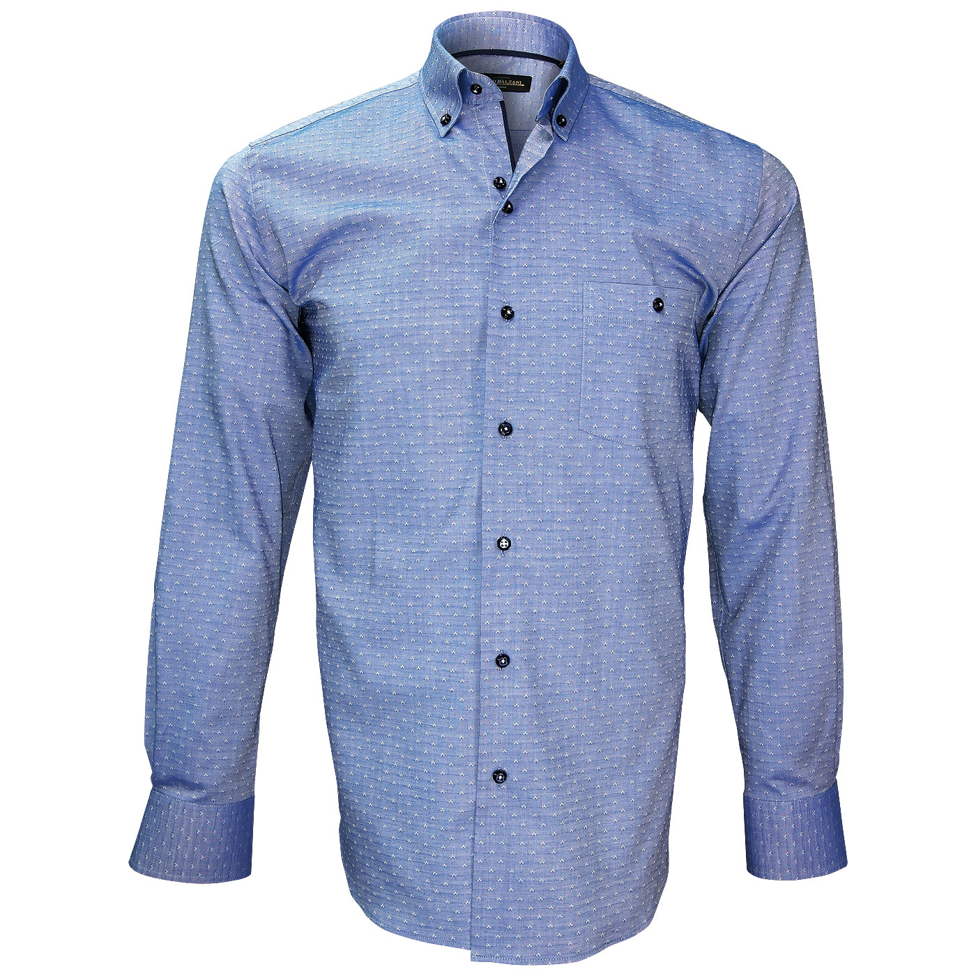 Camisa Oxford, la Camisa Casual Estilo British