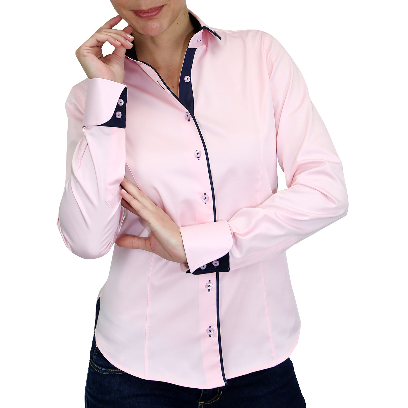 Camisa para working girl