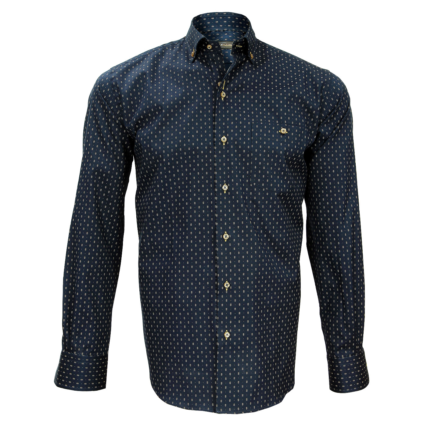 Camisa casual estampada